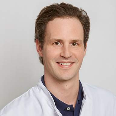 Portrait Dr. med. Philipp Nufer