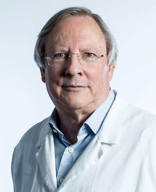 Portrait Dr. med. Peter Baeckert